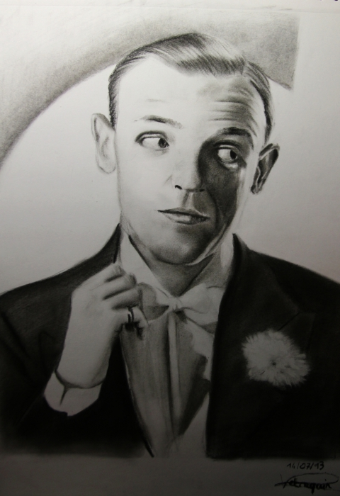 Fred Astaire by Mushu